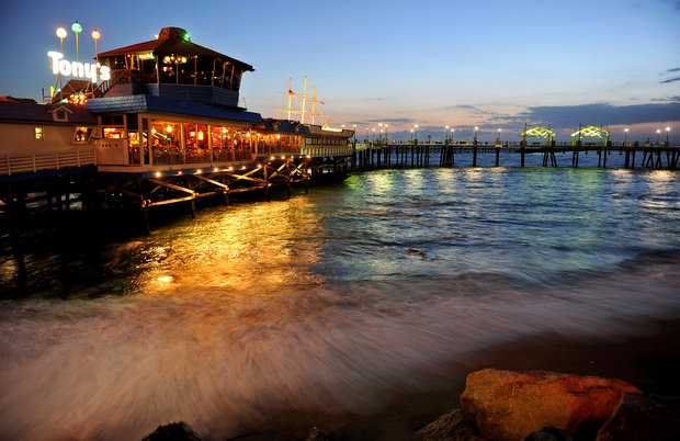 Redondo Beach waterfront. Photo by redondobeachrealestateonline.com