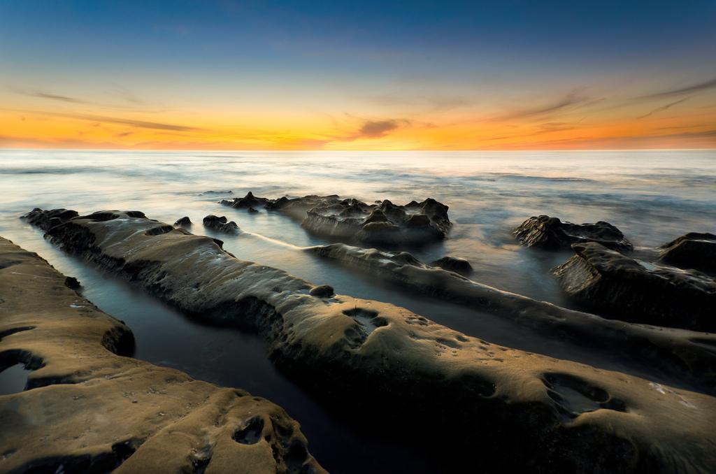 La Jolla Cove, San Diego. Photo by amazonaws.com
