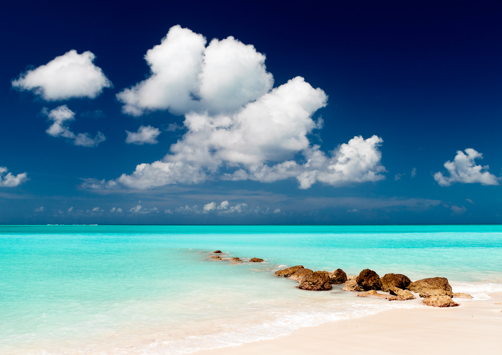 The Parrot Cay resort is located on the beautiful island of Turks and Caicos. Photo by JLMphoto, flickr.jpg