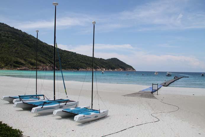 Taaras Resort in Malaysia