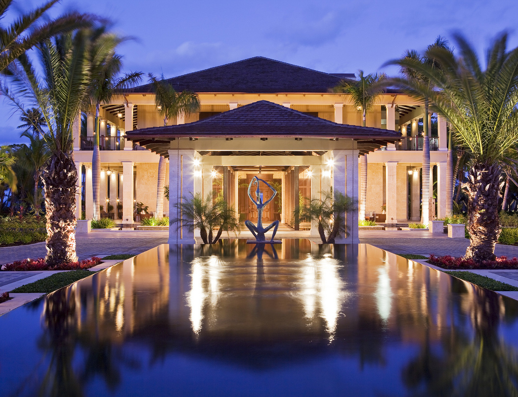4 The plantation house at the St Regis Bahia Beach resort. Photo by St Regis Hotels and Resorts, flickr