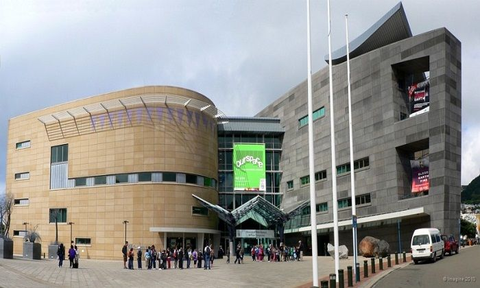 Te Papa Museum. Photo by wordpress.com