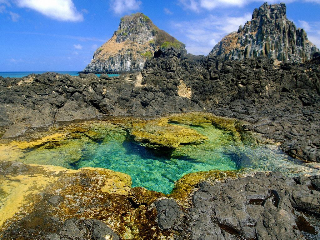 Explore the tide pools of Noronha. Photo by infinity-tours.com