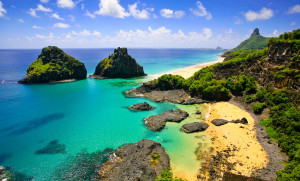 A trip to Fernando de Noronha is like a dream come true. Photo by cruisingoutpost.com