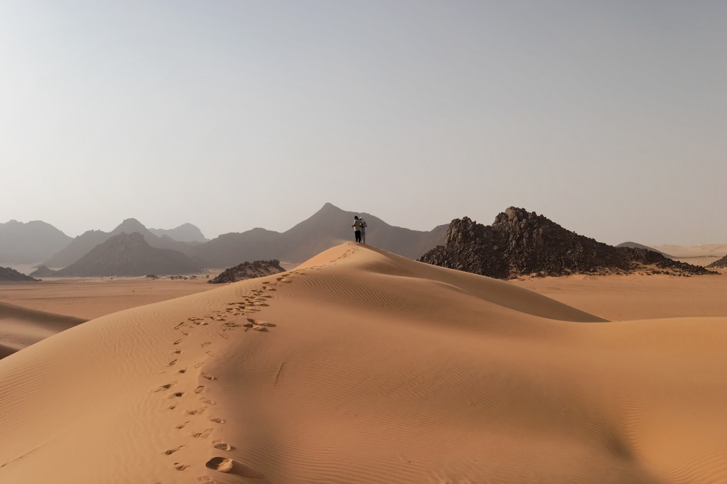 The Tenere Desert  is one of the most beautiful areas of Sahara. Photo by Matthew Paulson, Flickr