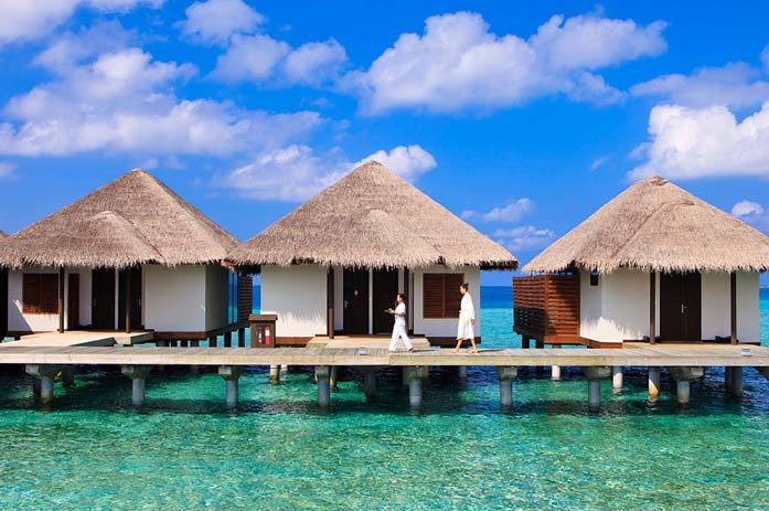 Staying at the Velassaru Resort Maldives