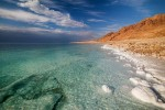 The world's most salty waters: Swimming in the Dead Sea