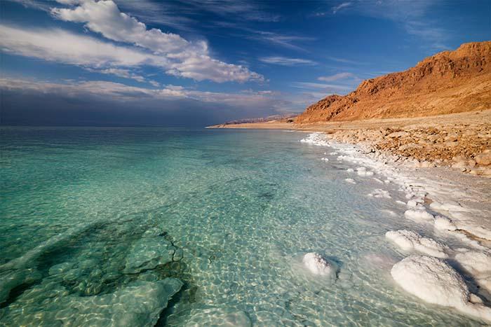 The Dead Sea, Jordan, Israel. Photo by redraspberryboutique.com