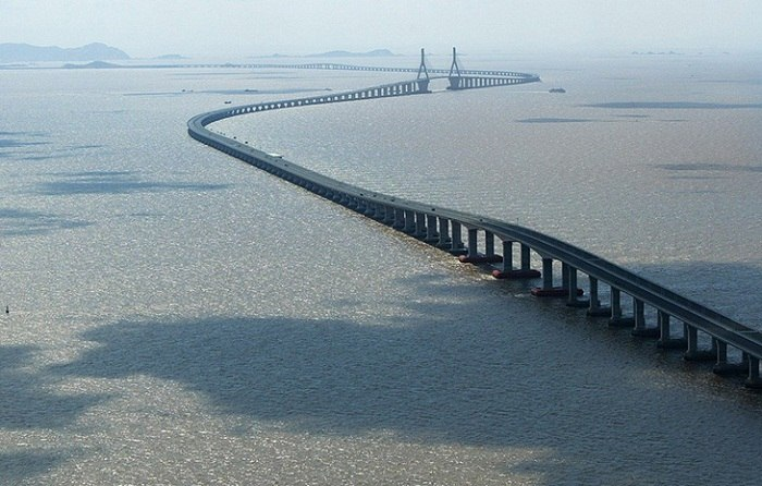 A bridge going nowhere. Photo by wikimedia.org