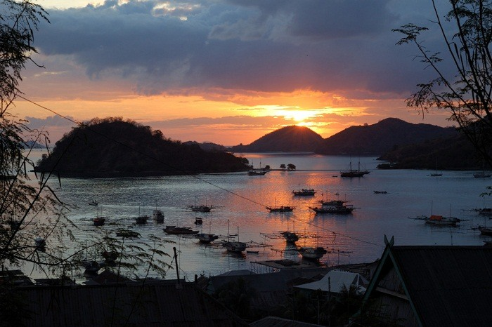 Fishing town of Labuan Bajo is a must visit in Flores. Photo by Rosino, Flickr