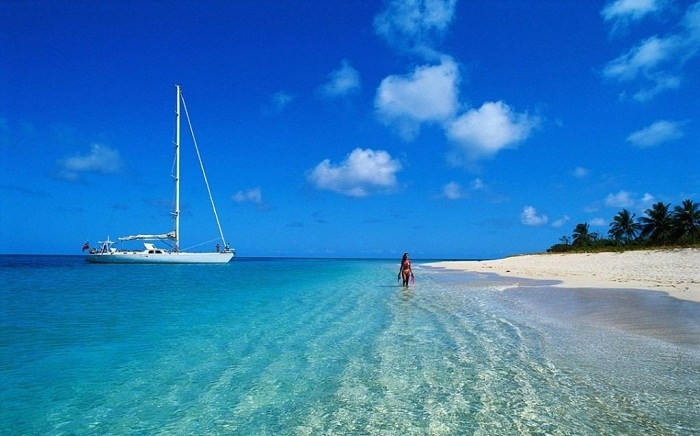 The beaches of Mauritius are some of the best in the world. Photo by, modernmagazine.com