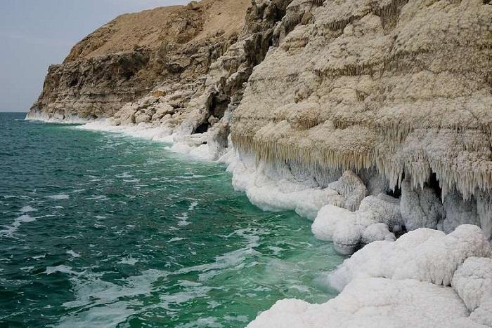 The Dead Sea, Jordan. Photo by travelphotos.alittleadrift.com