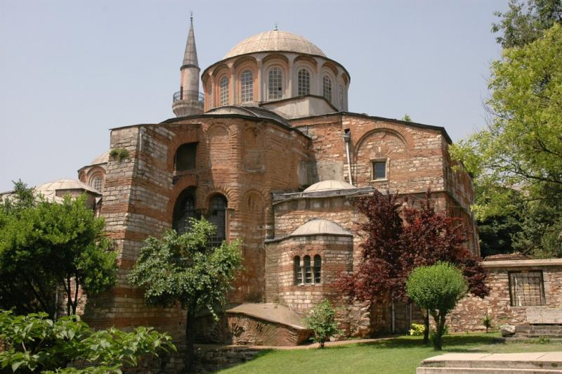 Church of St Savior in Chora, Istanbul. Photo by carhirex.com