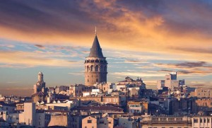 Galata tower, Istanbul. Photo by travelscapism