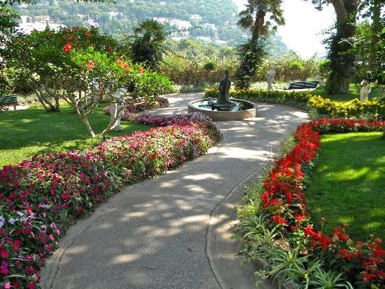 The Gardens of Augustus are a must see. Photo via tripadvisor