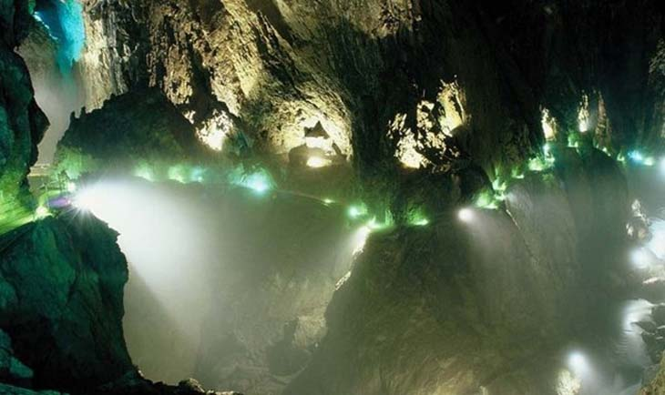 The Skocjan Caves are incredibly important to the scientific community. Photo by topDreamer