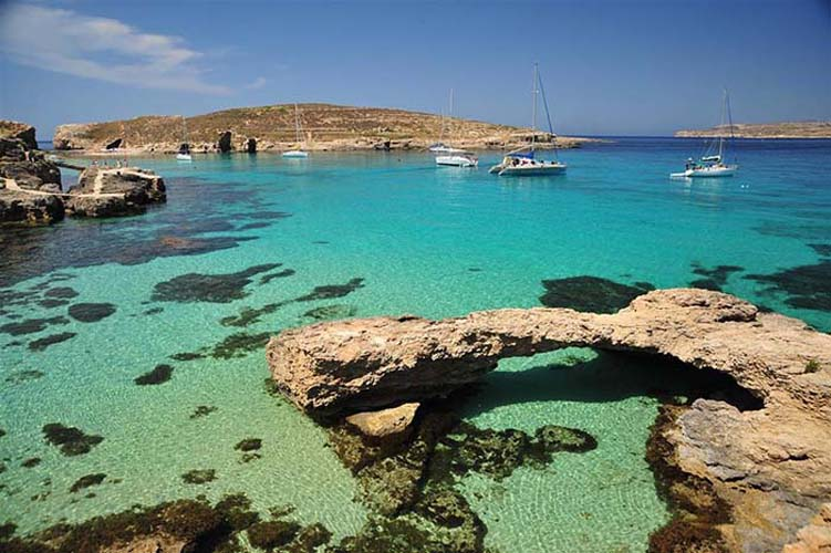 A relaxed approach is advocated by locals. Photo via www.visitgozo.com