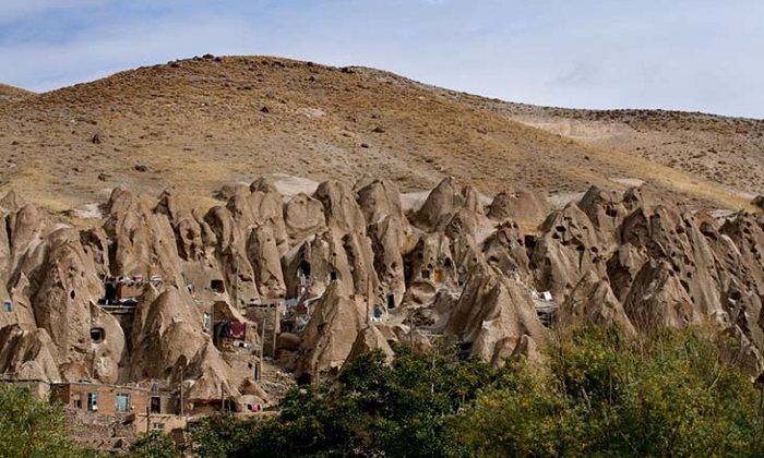 Kandovan Village Azerbaijan Province Iran. Photo by matadornetwork.com