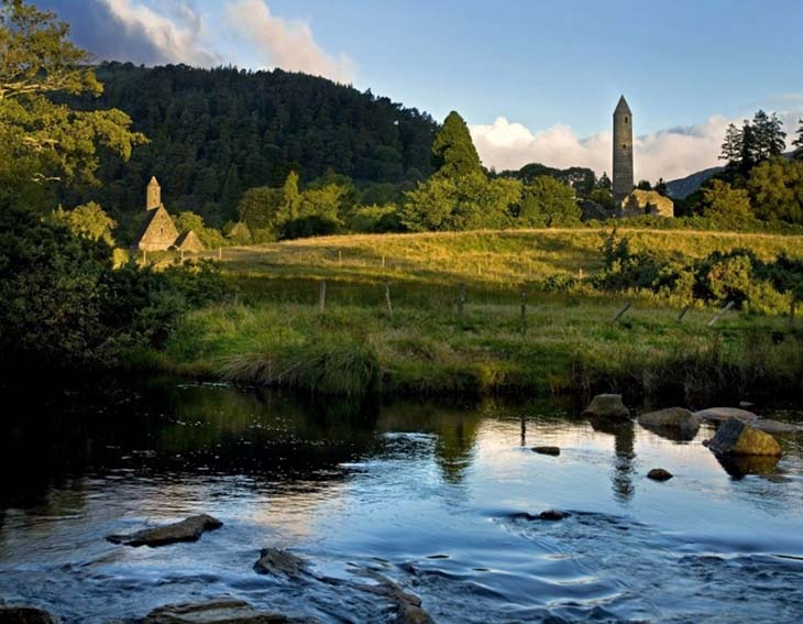 Glendalough in Wicklow. Photo by activeme.ie