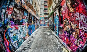 Street art in Melbourne Australia. Photo by Tom Cunningham Photography. tequilaapasionado.mx
