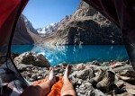 "Russian travel photographer captures breathtaking ""Morning Views From The Tent"""