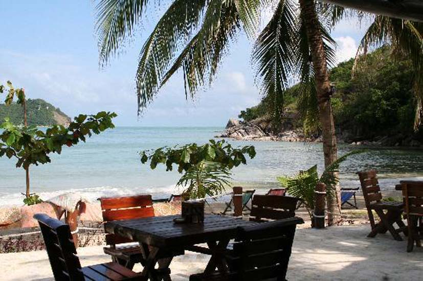 Open air restaurant at Longtail Resort is amazing. Try the coconut shakes with lemongrass Photo via Trip Adviser