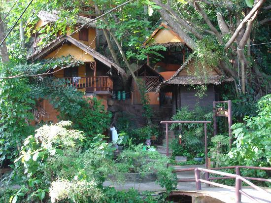 The Sanctuary is popular among Yogis and spiritualists. Photo via TripAdvisor