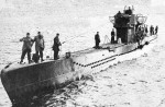 The story of Karl-Adolph Schlitt and German submarine U-1206 and how it was sunk by a Toilet
