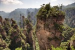 Exploring the ZhangJiaJie National Park in China