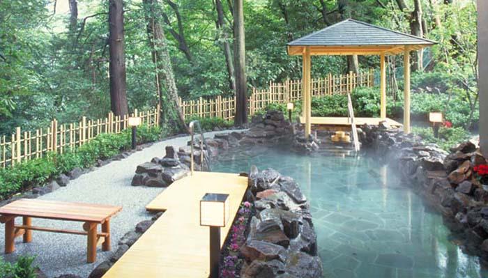 Oodaira Hot Spring, Yamagata. Photo via japanspecialist