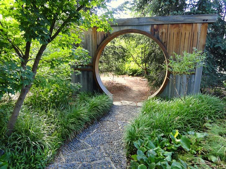 The Denver Botanic Gardens. Photo via wikimedia