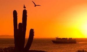 San Esteben, the Gulf of California, Mexico