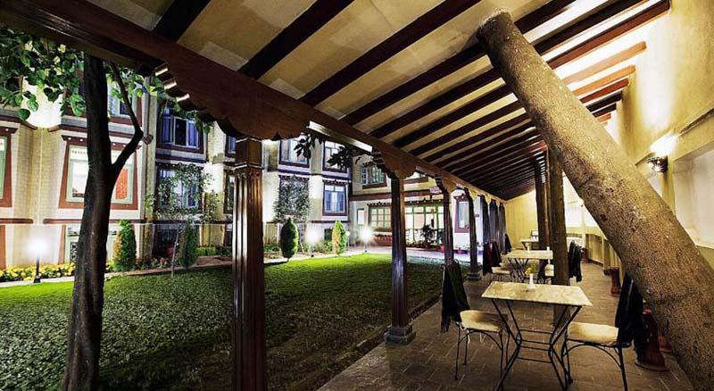 The Shambaling boutique Hotel. Photo via bstatic