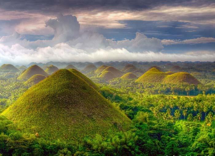 Chocolate Hills Relate...