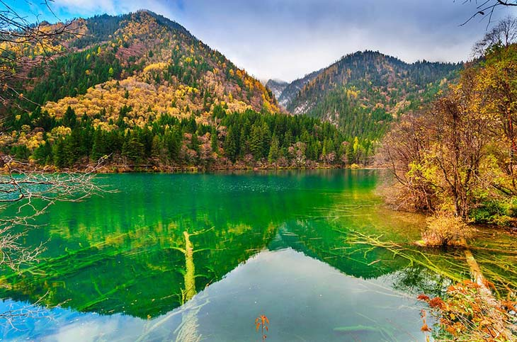 The valley in summer. Photo by tu_geo via flickr