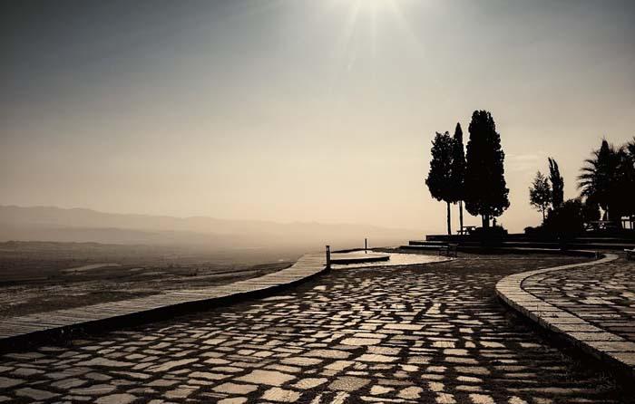 Turkeys parks are sights to behold. Photo by Selçuk İşsever