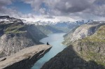 Preikestolen, Camping and Trekking on Norway's Pulpit Rock