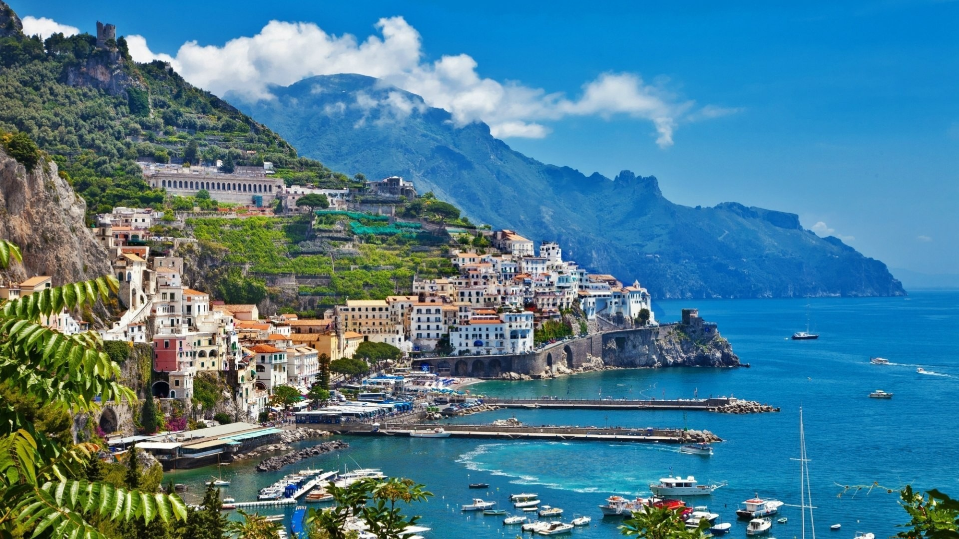 10 Of The Best Beach Towns In Italy